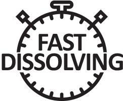 Fast Dissolving